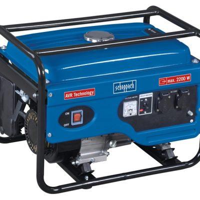 Scheppach SG2600 áramfejlesztő 2200W